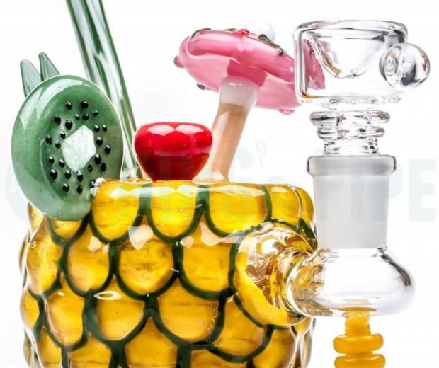 Mini Pineapple Paradise Oil Rig
