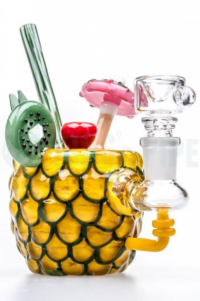 Pineapple Paradise Oil Rig