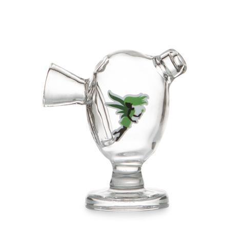 Martian Glass Bubbler