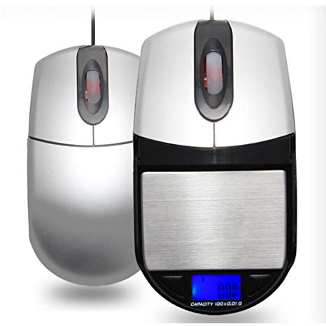 digital scale mouse