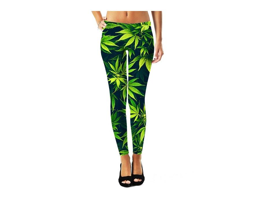 Weed Leggings