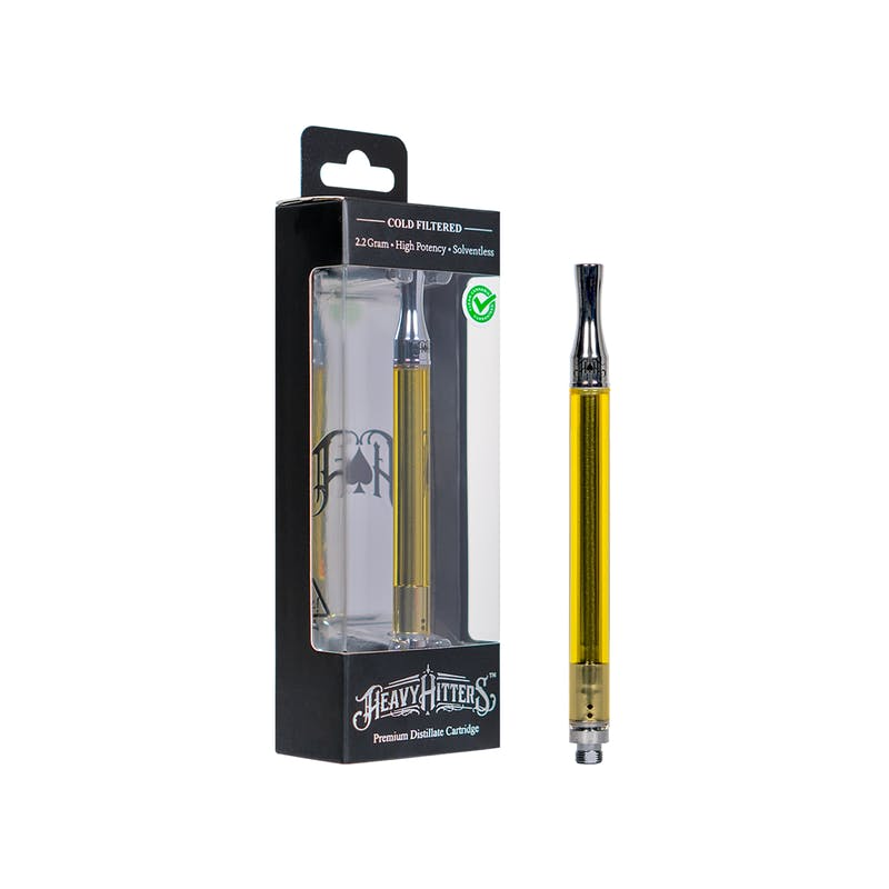 Girl Scout Cookie 2.2g Cartridge