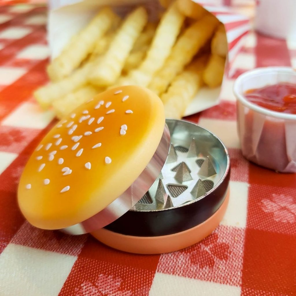 Hamburger Grinder