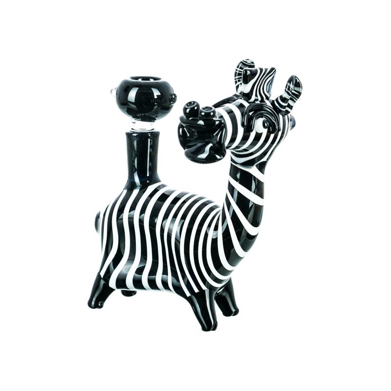Zak The Zebra Bong