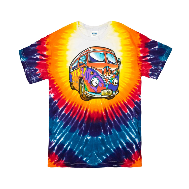 Psychedelic Bus Tee