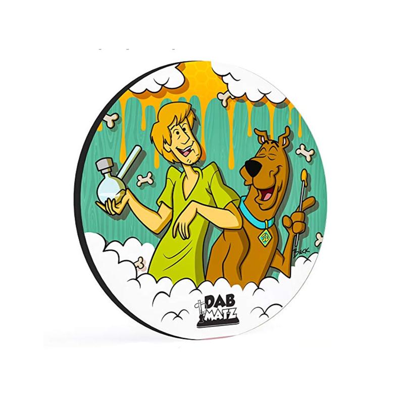 Scooby Doo Dab Mat