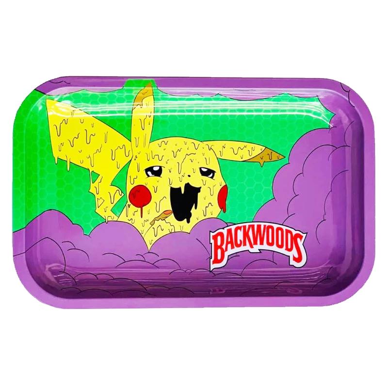 Backwoods PokeMon Pika Dab Rolling Tray