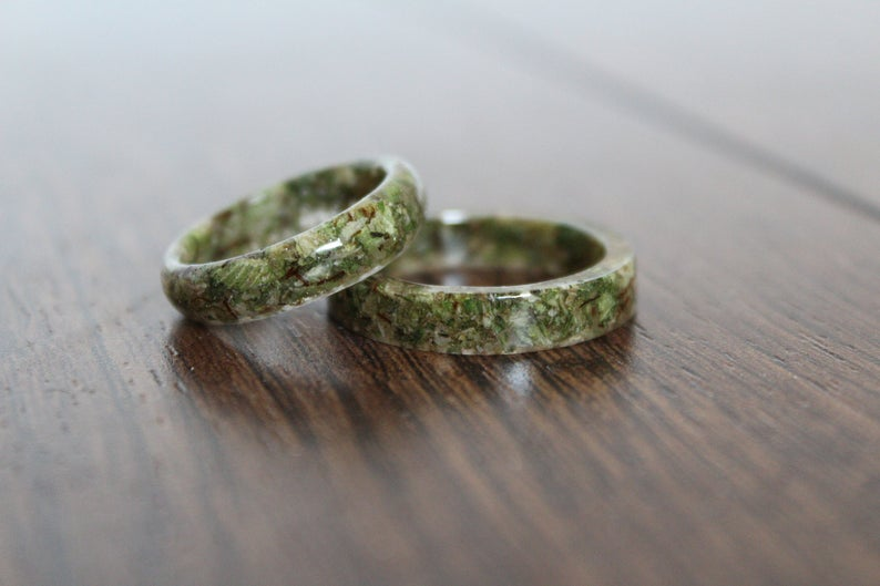 Rings Out Of Weed