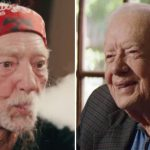 Jimmy Carter admits son smoked pot with Willie Nelson on White House roof